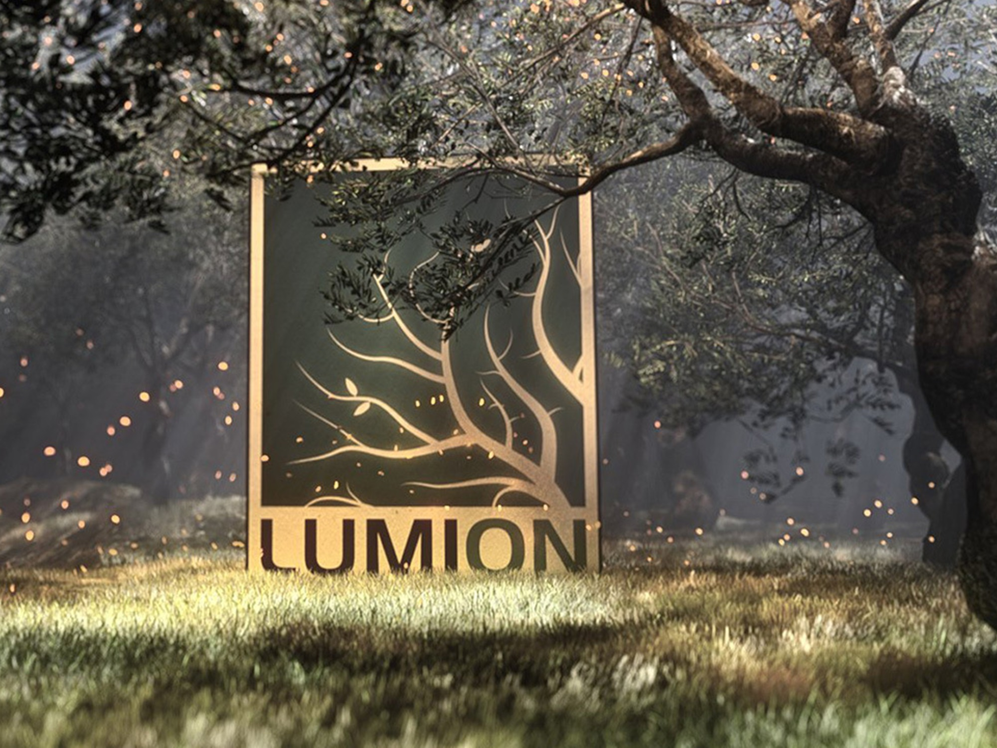Lumion 3D Logo New